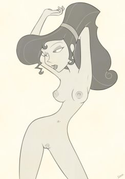 Megara Commission By Rogerbacon