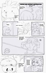 Sonic Got Amy Pregnant Pg 86 by sonicxamy09