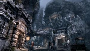 Morning in Markarth 1 by Conn1321