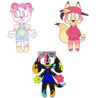 More mini adopts - Closed by Zoiby