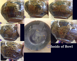 The Finished Game of Thrones Bowl by HopingHani