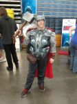 Thor cosplay by videogameking613