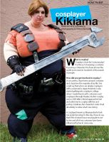 MZNA Article Page 1 by Kikiama