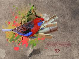 Eid Song .. Collage by al-nay