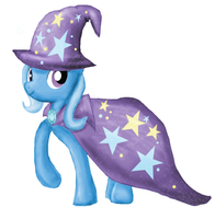 The GREAT and POWERFUL TRIXIE by AlliCali