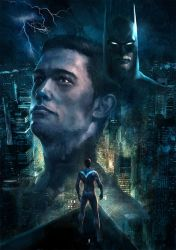 NightWing by iVANTAO