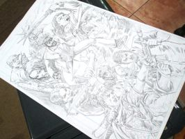 WIP ZNation by Pencil1