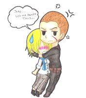 Protective Jake by MadeInHeavenFF15