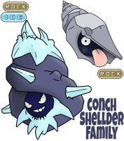 Shellder Family