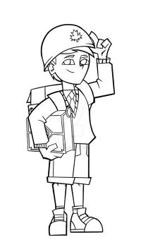 TDB Rodney by Cid-Vicious