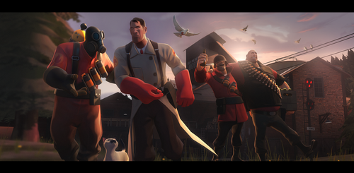 TF2 [End Of The Line] by Breadblack