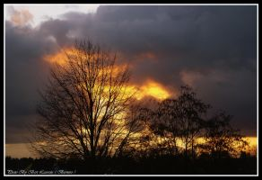 What is a sunset so wonderful. by Bermiro