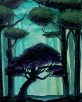Twisted Forest [For Sale] by TreeCree