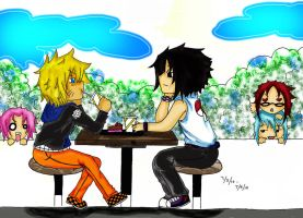 First Date by Anime14Emo