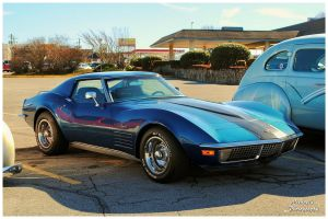 A Sharp 1971 Corvette Stingray by TheMan268