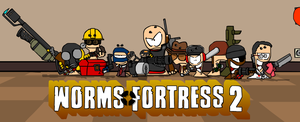 Worms Fortress 2 by KilburnTheTweaker
