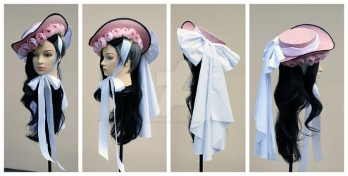 Lady Phantomhive hat by lady-narven