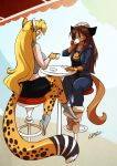 Coffee Meeting by ChaloDillo