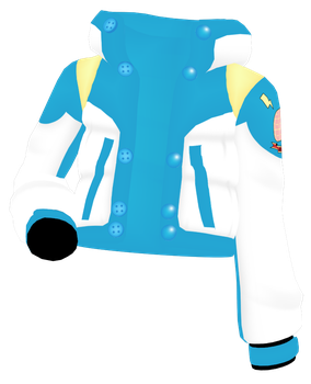 MMD Commission Aoba Jacket by 0-0-Alice-0-0