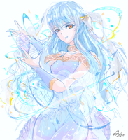 Ninian Drawing by kwokshing0905
