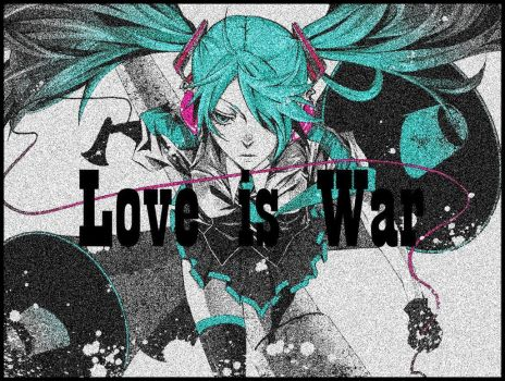Love is war motion data DOWNLOAD! by Animaniacanimemaster