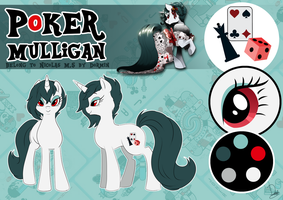 Poker Gamble Mulligan reference by Dormin-Kanna