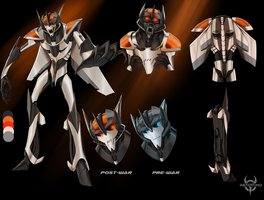 TFP OC SkullCrusher by XenoMind