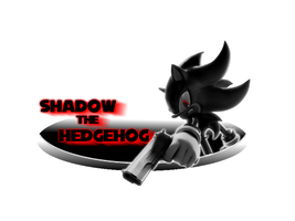 Shadow the Hedgehog Logo by ShadowofDesaster