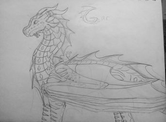 Gar for Striiking by talons-and-tails