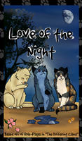 Love of the Night-Cover by Destynee33