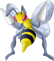 #015 Beedrill by Icedragon300