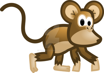 Monkey by puford
