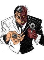 Two Face by Raigiecross