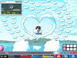maplestory lonely love. by UrEmoLover