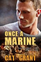 Once A Marine - book cover by LHarper