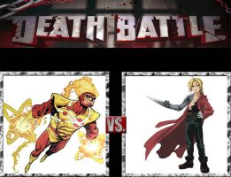 Request #160 Firestorm vs Edward Elric by LukeAlanBundesen