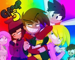 Group 5 Bietches! by ToxicSoul77