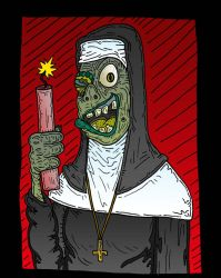 Nun- commission2 by Lordwormm