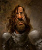 The Hound by DennisJones