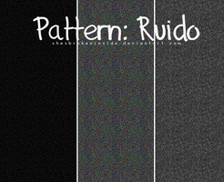 +Ruido Pattern by ShesBrokenInside