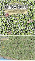 1242 pandas poster by icanseeyourmonkey
