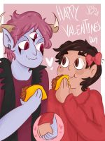 Tomco Valentine by Jess-the-vampire