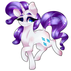 Rarity by Fawnzi