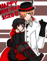rosewick - Happy New Year by doumsnow