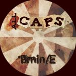 ALL CAPS cd face by faeryPOET