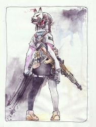 Soldier of fortune by Archiri