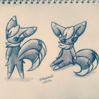 Meowstic