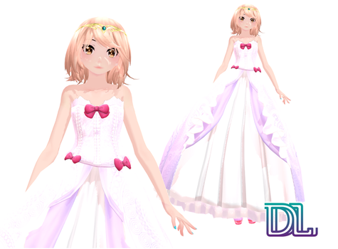 MMD || TDA Princess Chi +DL by Melodia-Sparkle