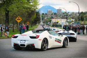 Italia and Friends by SeanTheCarSpotter