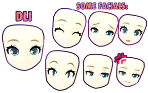 Nakao Face Edit DL! by DIBUJOSLOVE